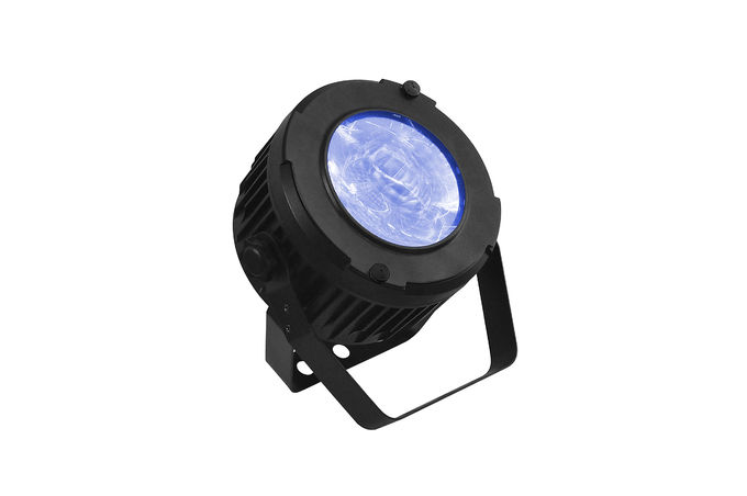 Disco 50W COB full color RGBW Led Par Stage DJ equipment Lighting